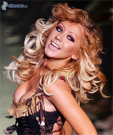 [pictures.4ever.eu] christina aguilera, xtina, singer, sexy 137299