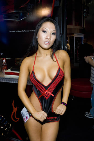AVN Adult Entertainment Expo 2009 Day 2 - January 9, 2009