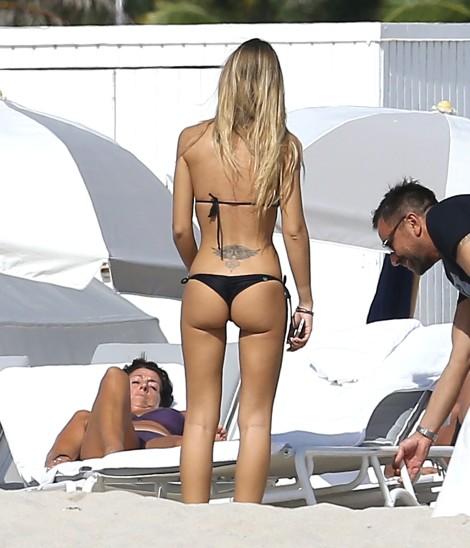 Laura Cremaschi Shows Off Her Bikini Body