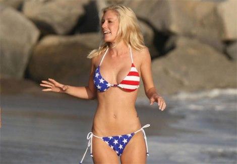 heidi-montag-american-flag-bikini